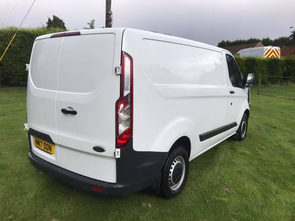 Ford Transit Custom MM17 DDN