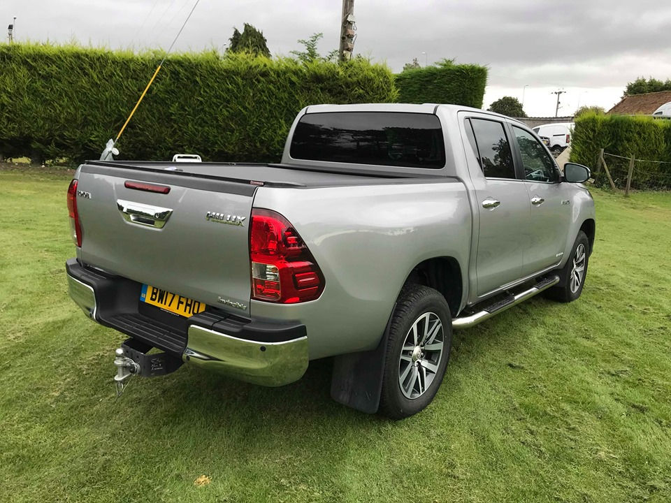Toyota Hilux BW17 FHO