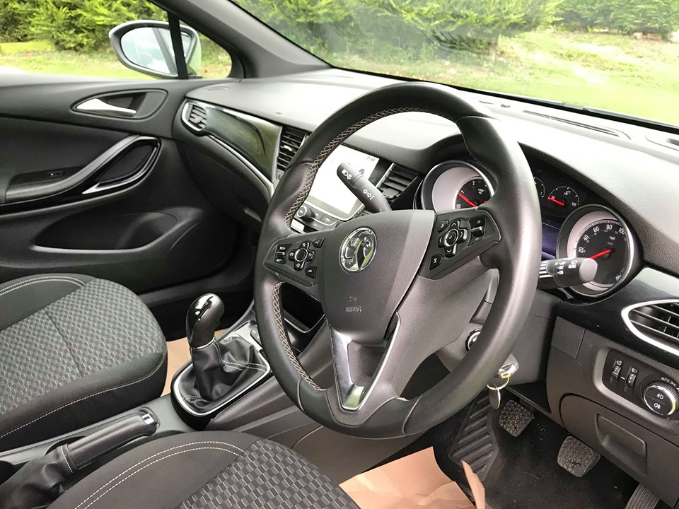 Vauxhall Astra DN67 EPX