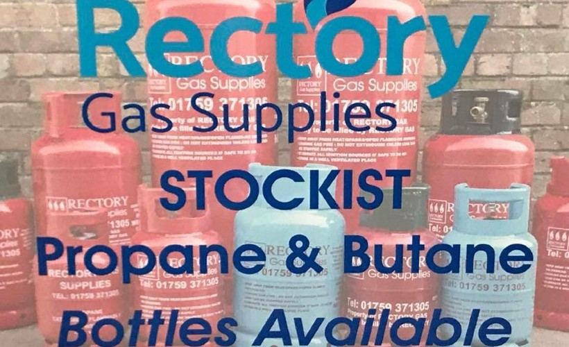 Gas Bottles For BBQ and Patio Heater