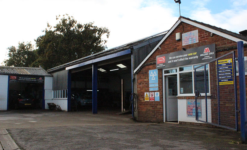 MOT & Services Available